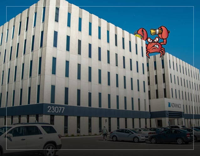 Commercial Painting Services by Krabby Painters, Inc., Commerce Township, MI